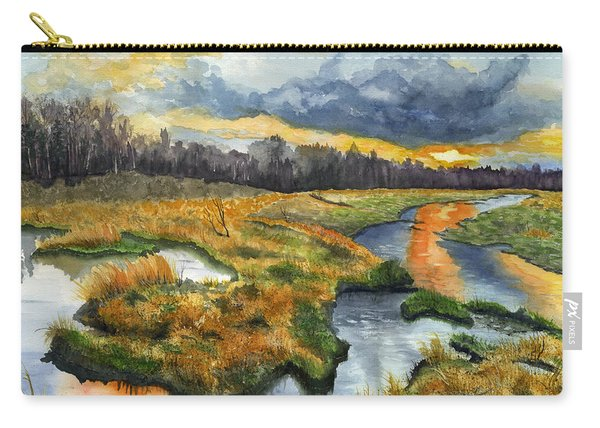 The Marsh Carry-all Pouch