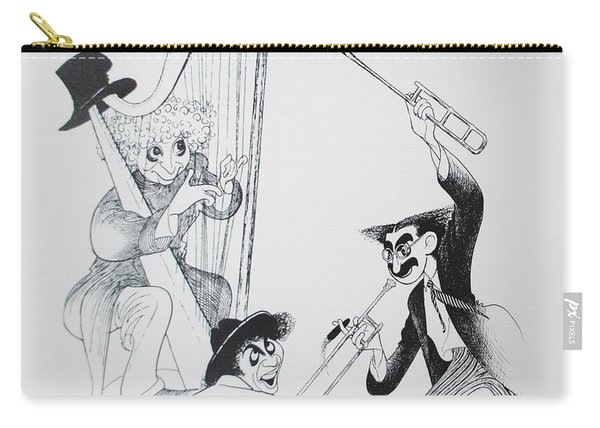 The Marx Brothers O Carry-all Pouch