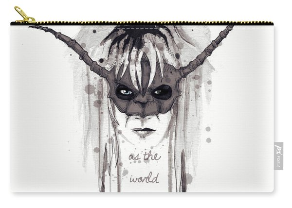 The Masquerade 2 Carry-all Pouch