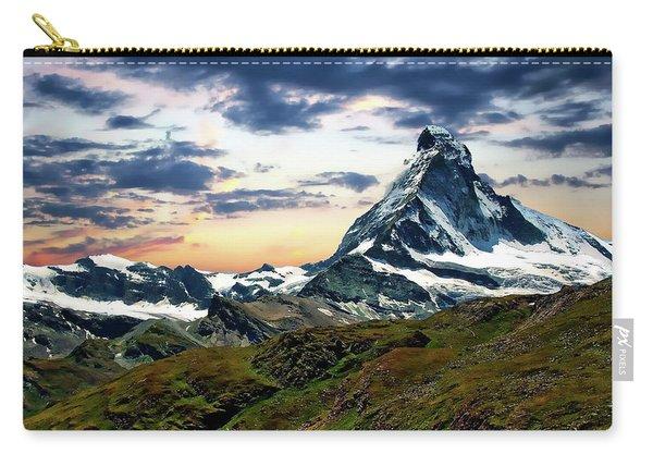 The Matterhorn Carry-all Pouch
