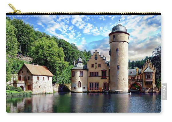 The Mespelbrunn Castle Carry-all Pouch