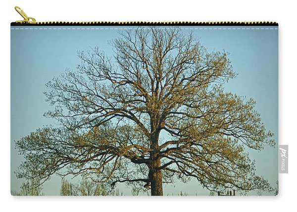 The Mighty Oak In Spring Carry-all Pouch