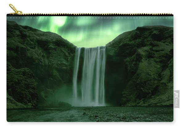 The Mighty Skogafoss Carry-all Pouch