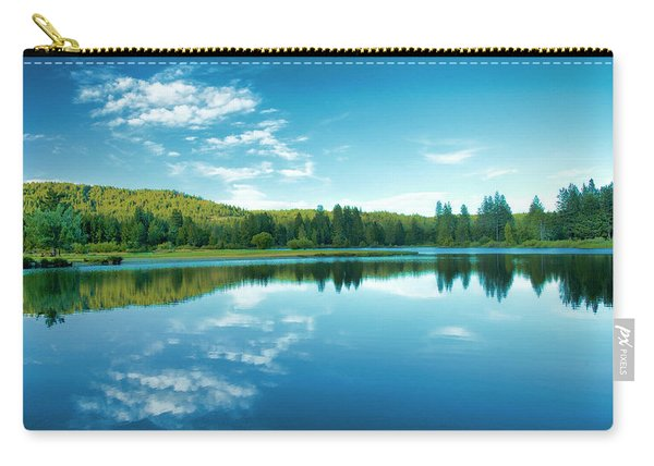 The Mill Pond  Carry-all Pouch