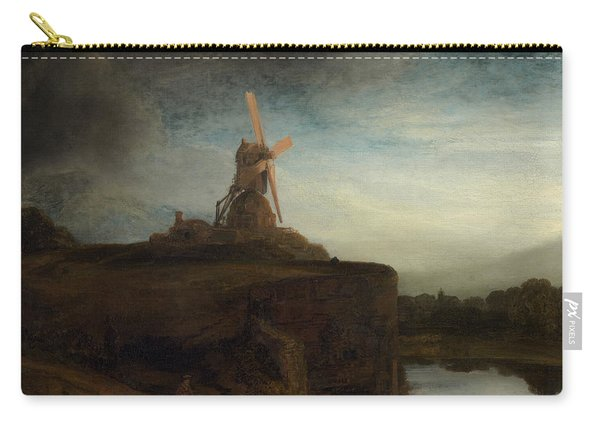 The Mill Carry-all Pouch