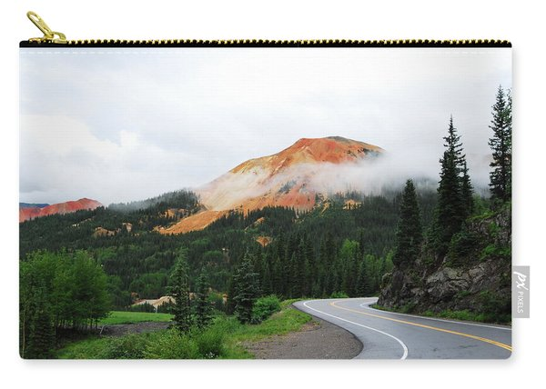 The Million Dollar Highway To Ouray Carry-all Pouch