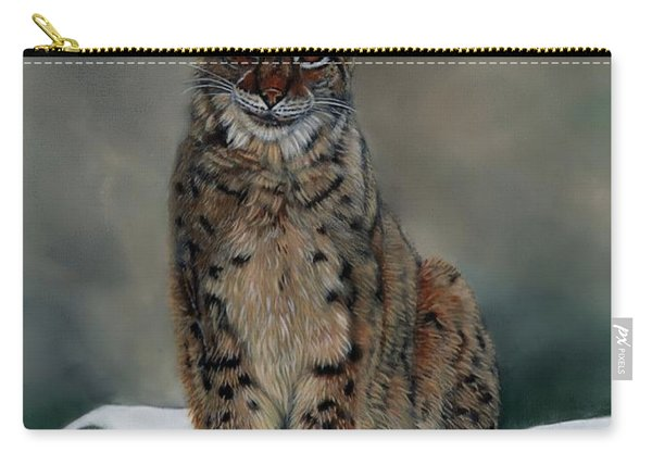 The Missing Lynx Carry-all Pouch