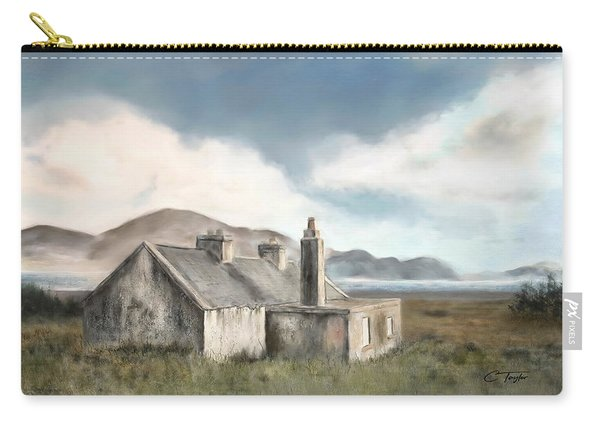 The Mist Of Moorland Carry-all Pouch