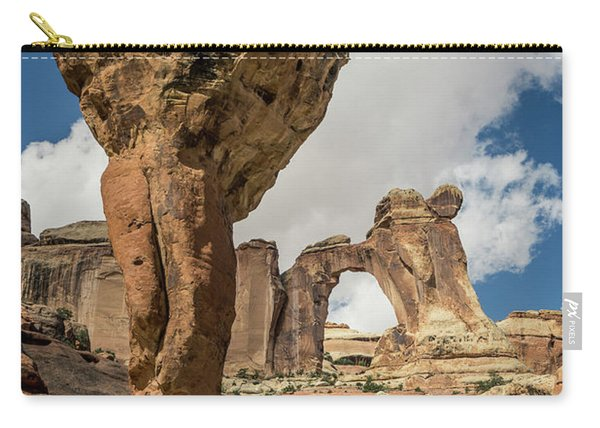 The Molar And Angel Arch Carry-all Pouch