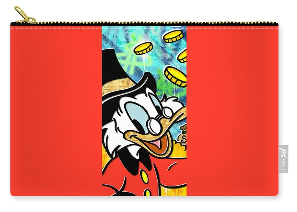 The Money Duck Carry-all Pouch