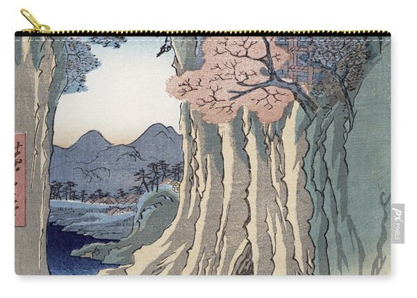 The Monkey Bridge In The Kai Province Carry-all Pouch