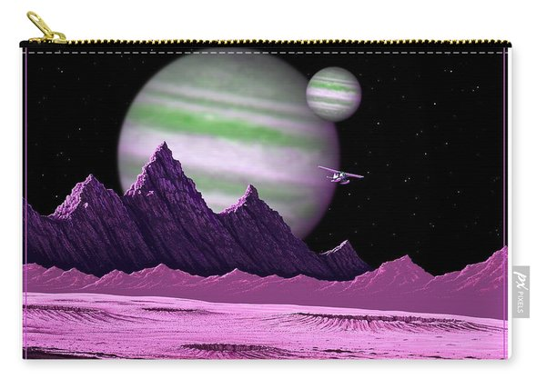 The Moons Of Meepzor Carry-all Pouch