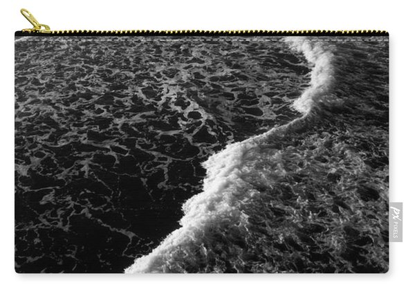 The Morning Waves Carry-all Pouch