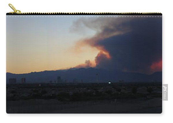 The Mount Charleston Fire Carry-all Pouch