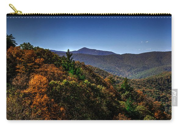 The Mountains Win Again Carry-all Pouch