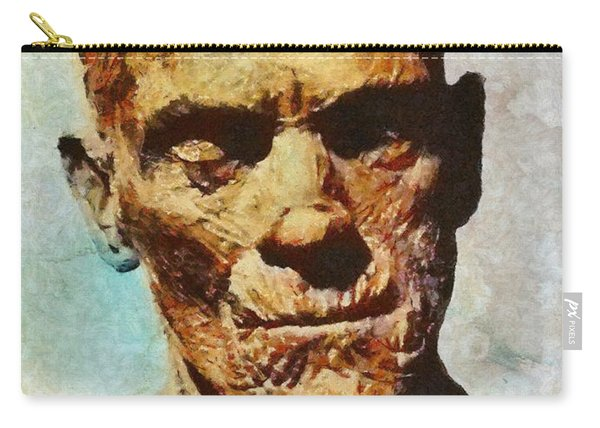 The Mummy, Vintage Horror Carry-all Pouch
