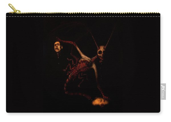 The Murder Bug - Artwork Carry-all Pouch