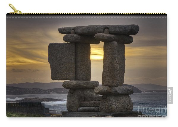 The Mystical Open Door To The Ocean Carry-all Pouch