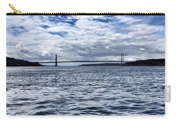 The Narrows Bridge  1 Carry-all Pouch