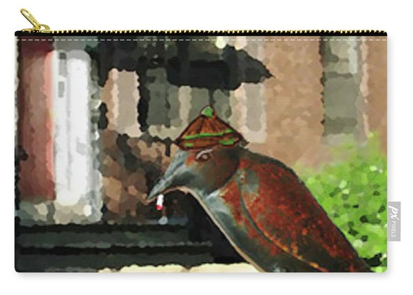The Neighbor Lady Carry-all Pouch