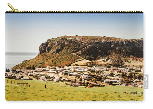 The Nut In Stanley Tasmania Carry-all Pouch