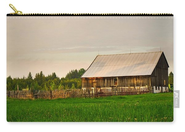 The Old Barn Carry-all Pouch