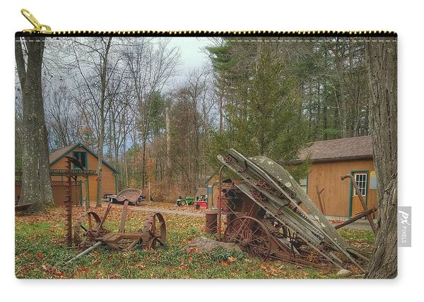 The Old Field Tools Carry-all Pouch