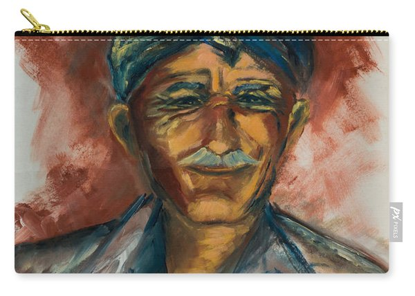The Old Greek Man Carry-all Pouch