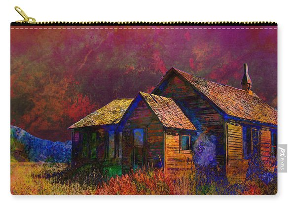 The Old Homestead Carry-all Pouch