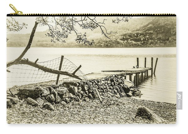 The Old Jetty Carry-all Pouch