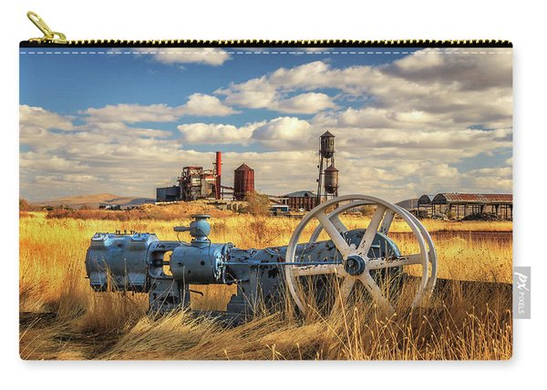 The Old Lumber Mill Carry-all Pouch