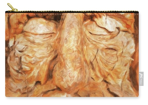 The Old Man Of The Woods By Sarah Kirk Carry-all Pouch