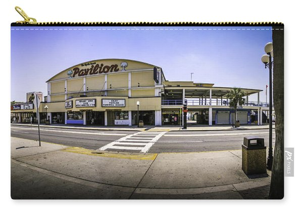 The Old Myrtle Beach Pavilion Carry-all Pouch