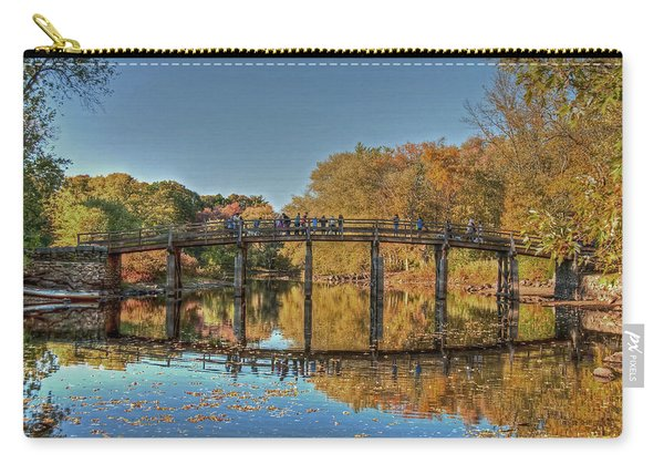The Old North Bridge Carry-all Pouch