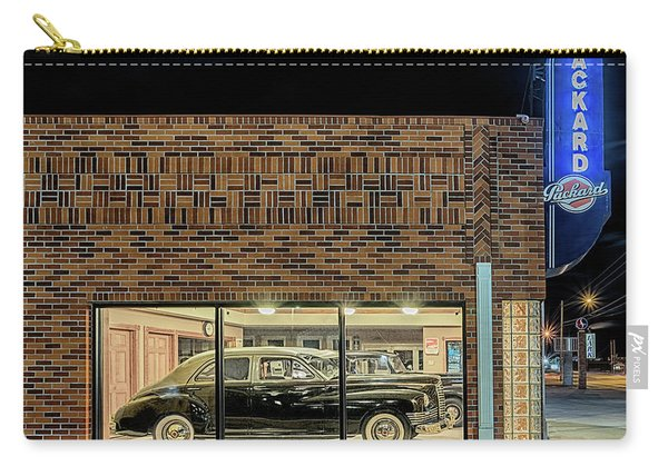 The Old Packard Dealership Carry-all Pouch
