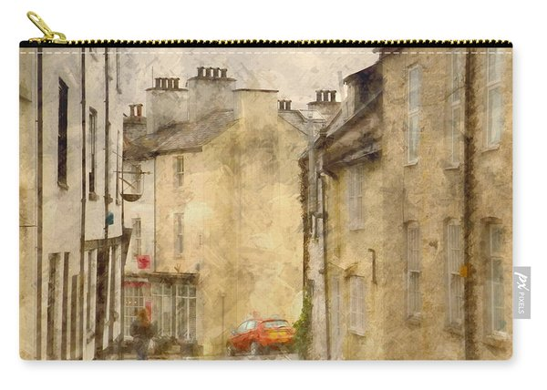 The Old Part Of Town Carry-all Pouch