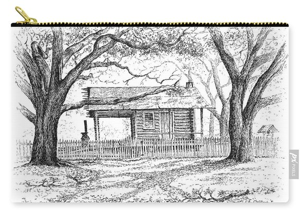 The Old Richardson Place Carry-all Pouch
