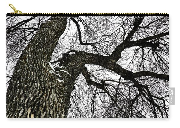 The Old Tree Carry-all Pouch
