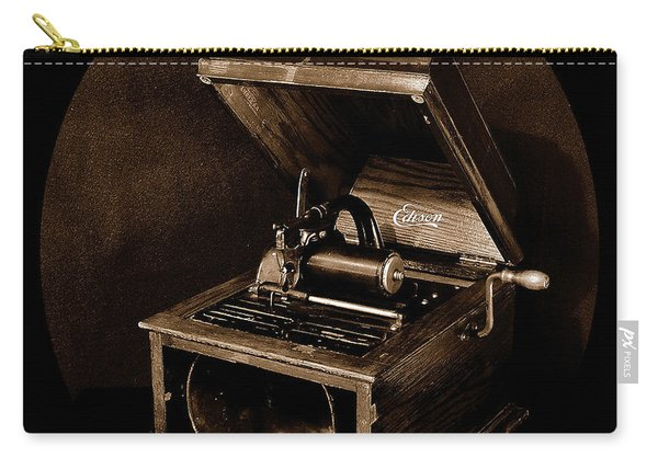 The Old Victrola Carry-all Pouch