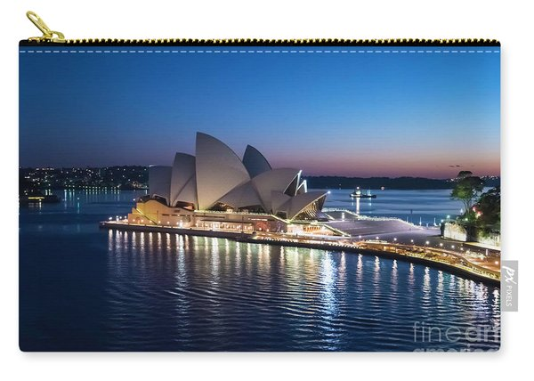 The Opera House Carry-all Pouch