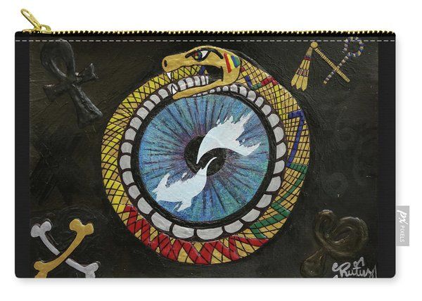 The Ouroboros Carry-all Pouch