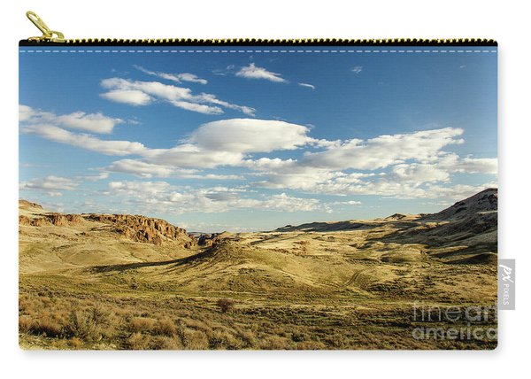 The Owyhee Desert Idaho Journey Landscape Photography By Kaylyn Franks  Carry-all Pouch
