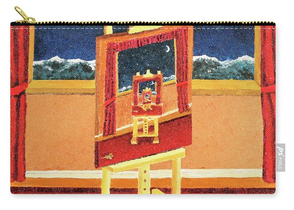 The Paintings Within Carry-all Pouch