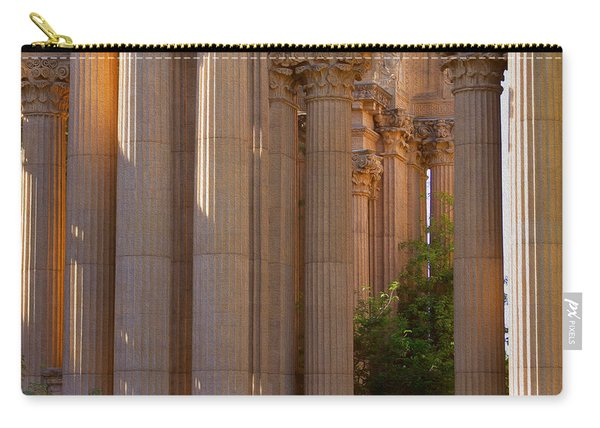 The Palace Columns Carry-all Pouch