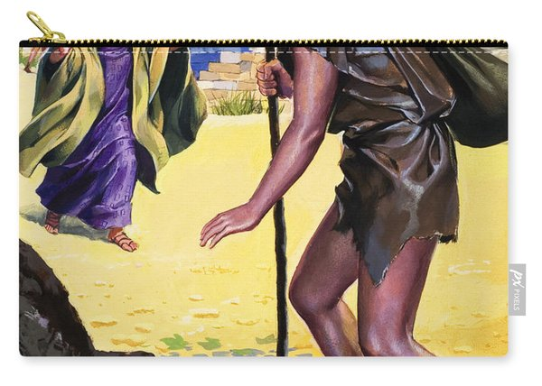The Parable Of The Prodigal Son Carry-all Pouch