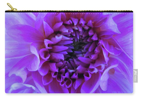 The Passionate Dahlia Carry-all Pouch