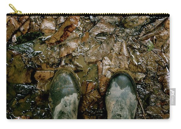 The Path Into The Amazon Carry-all Pouch