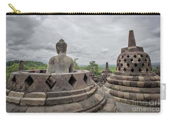The Path Of The Buddha #5 Carry-all Pouch
