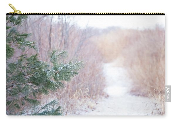 The Path Untraveled  Carry-all Pouch