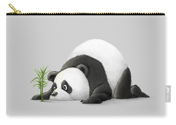 The Patient Panda Carry-all Pouch